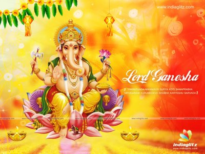 Lord Ganesh - Bollywood Gods Wallpapers download ...