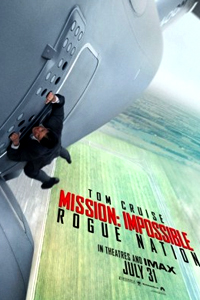 Mission Impossible4 Rogue Nation