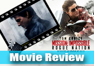 'Mission Impossible4 Rogue Nation' Review
