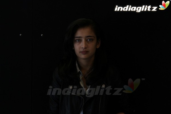Akshara Hassan at 'Laali Ki Shaadi Mein Laaddoo Deewana' Media Interview