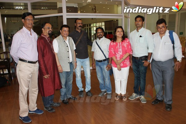 Anup Jalota Inaugurates Kishore M Sali's 'See The Unseen' Art Show