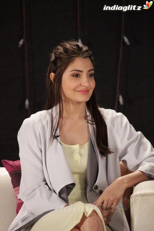Anushka Sharma & Diljit Dosanjh Promote 'Phillauri'