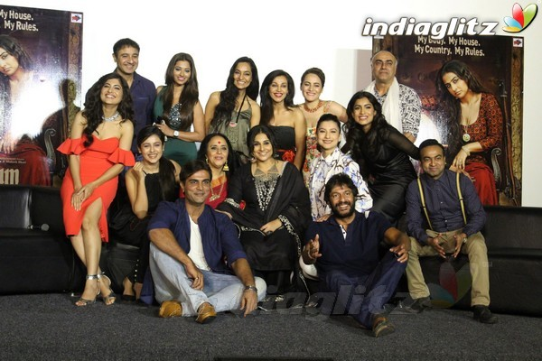 'Begum Jaan' Trailer Launch