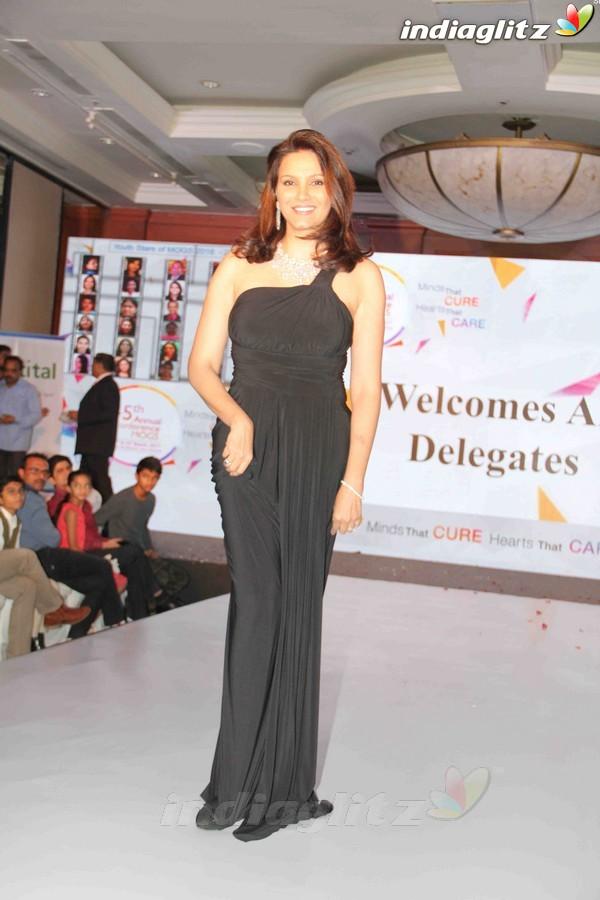 Celebs at Mumbai Obstetrics & Gynecological Society's Annual Fashion Show
