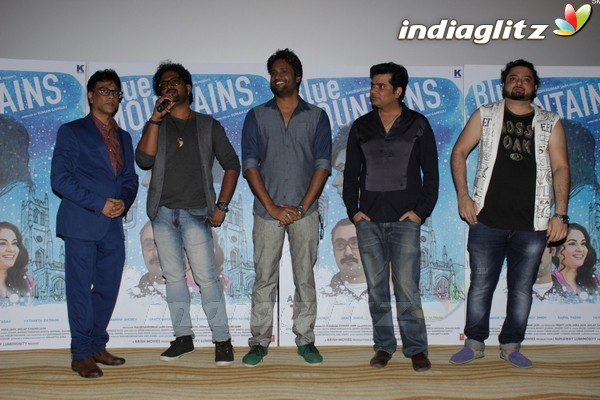 Trailer & Poster Launch of Film 'Blue Mountains'