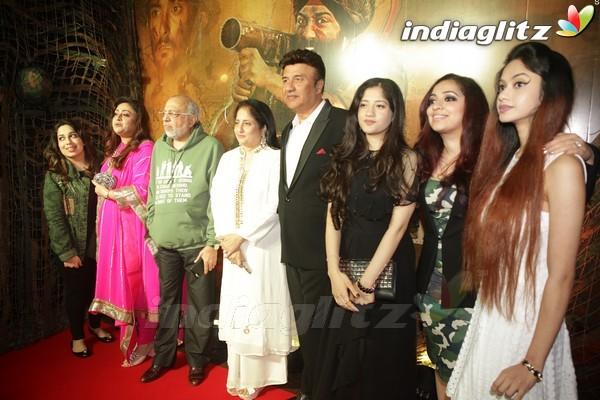 Abhishek Bachchan, Athiya Shetty at Celebration of 20 years of 'Border'