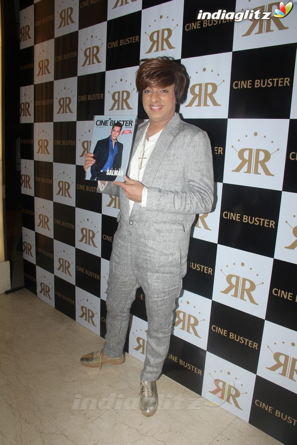 Launch of CineBuster Magazine