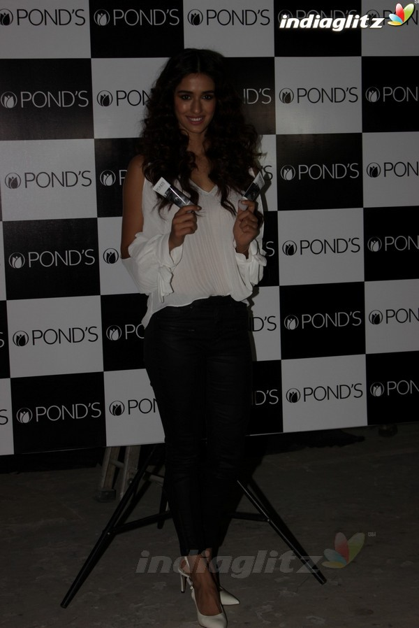 Disha Patani Becomes Brand Ambassador for Ponds