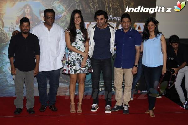 Ranbir Kapoor & Katrina Kaif at 2nd Song Launch of 'Jagga Jasoos'