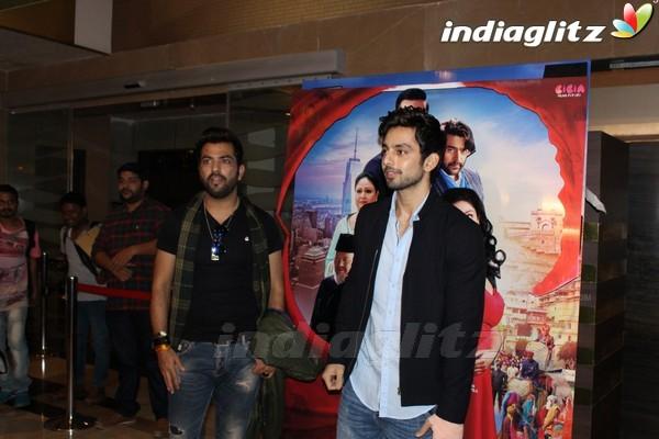 'Jeena Isi Ka Naam Hai' Premiere