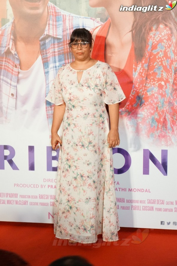 Trailer Launch of Film 'Ribbon'