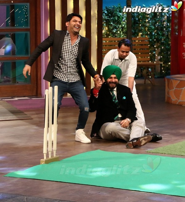 'Machine' Team Promotion On The Kapil Sharma Show