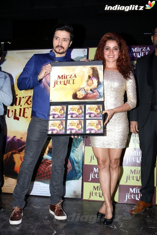Music Launch of Film 'Mirza Juuliet'