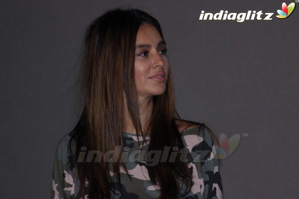 Sonakshi Sinha at 'Noor' Trailer Launch