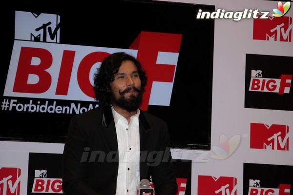 Randeep Hooda at MTV Show BigF Season 2 Press Meet