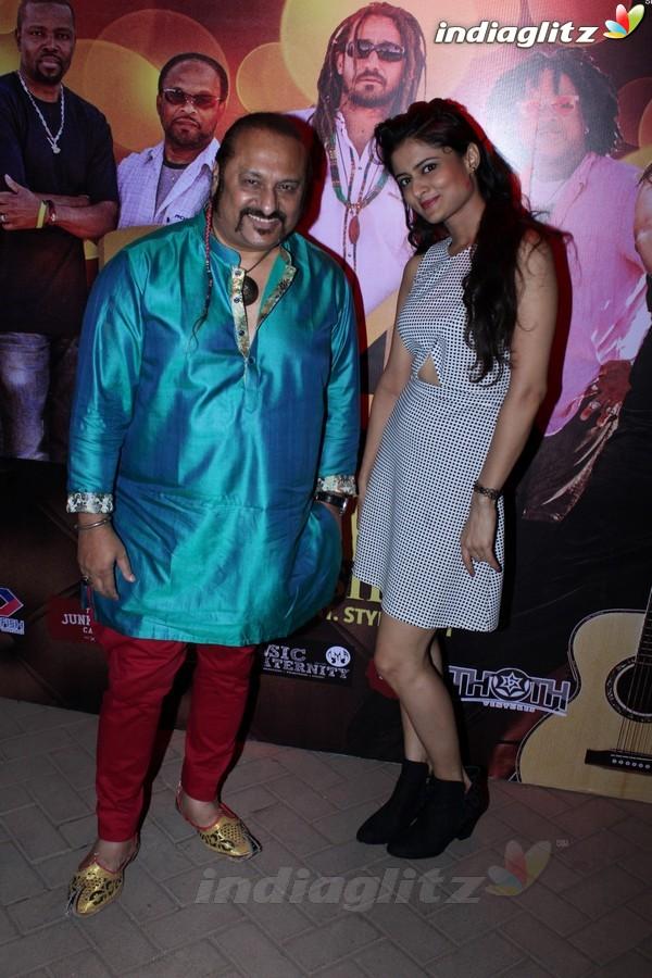 Shibani Kashyap's Single '24 Hours Irresponsible' Launch