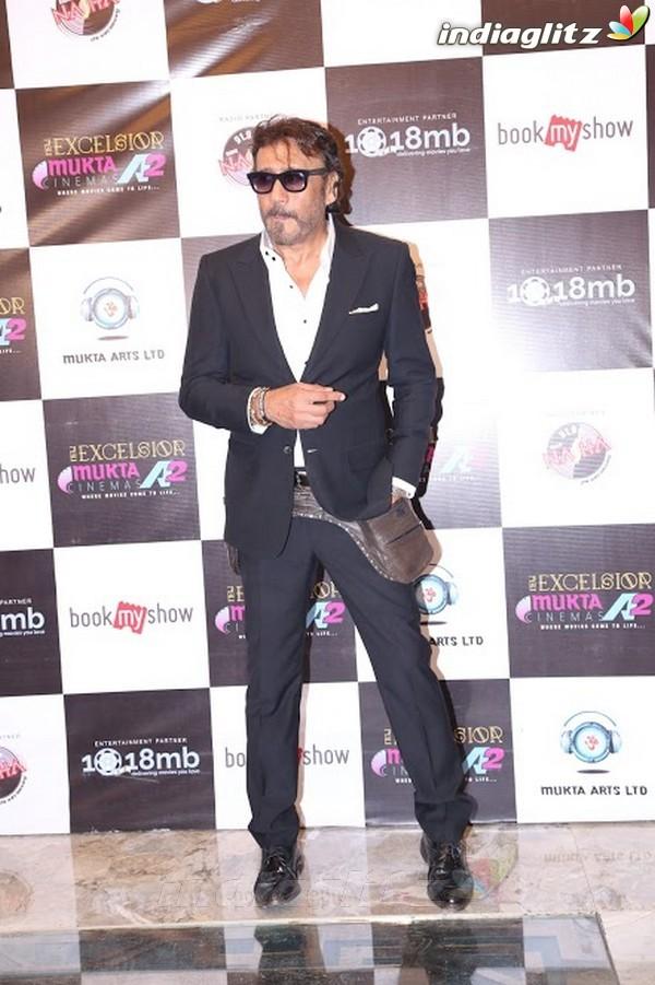 Jackie Shroff at Re-Premiere of Subhash Ghai's Action Thriller 'Khalnayak'