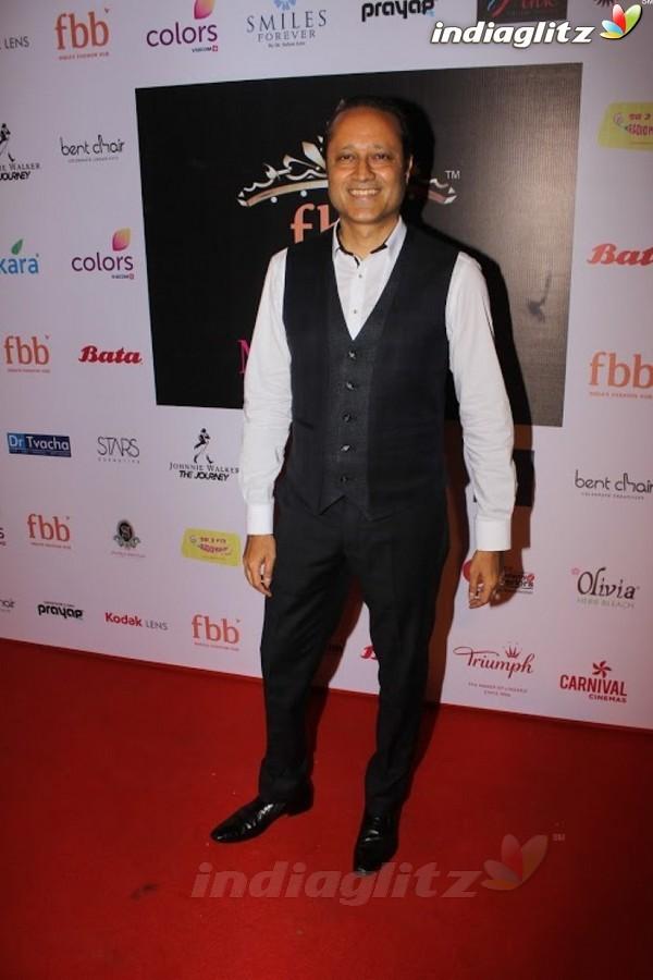 Vijender Singh, Krystle D'Souza at Red Carpet To Celebrate Evening of Tamasha