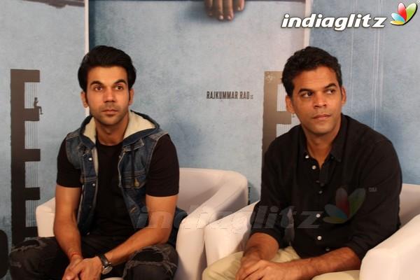 Rajkummar Rao, Vikramaditya Motwane at 'Trapped' Media Interview