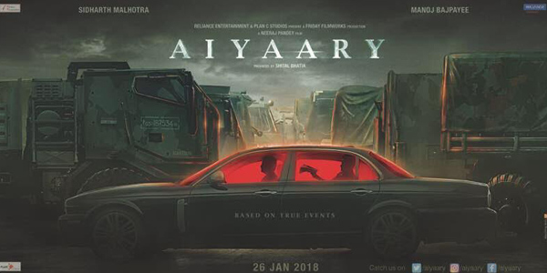 Aiyaary Peview