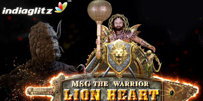MSG The Warrior - Lion Heart