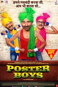 Watch Poster Boys trailer
