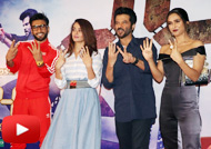 Ranveer Singh, Anil Kapoor at Screening of '24' Season 2