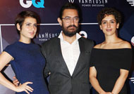 Aamir Khan and Dangal daughters to have 'Koffee with Karan'