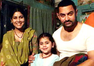 Aamir Khan: It was joy to work with Sakshi