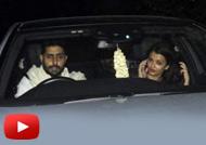 Abhishek Bachchan & Aishwarya Rai Watch 'Sarbjit'
