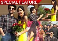 Katrina Kaif receives truck full of Roses from Aditya Roy Kapur!