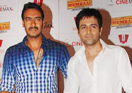 'Baadshaho' bring together Ajay Devgn & Emraan Hashmi after 6 years!