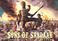 Ajay Devgn unveils FIRST LOOK of 'Sons of Sardaar: Battle of Saragarhi'