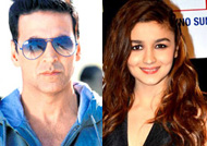 Akshay Kumar and Alia Bhatt to soon share screen together