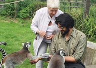 FIRST PIC: Judi Dench and Ali Fazal look adorable together!