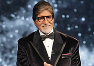 Amitabh Bachchan: No Hollywood yet