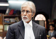Amitabh Bachchan photobombed on 'Pink' set: Check Pic