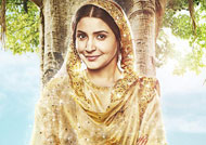 WHATSAPP! Anushka Sharma for 'Phillauri'!!