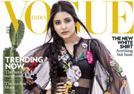 Anushka Sharma looks ultra-sexy for May issue of Vogue magazine