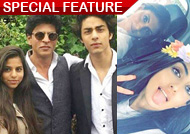 Aryan Khan and Navya Naveli Nanda are graduates now! Check Pic