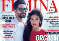Ayushmann and Bhumi look spectacular on Femina cover: Check Out