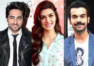 Ayushmann, Kriti & Rajkummar together in 'Bareily Ki Barfi'