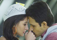 Nargis Fakhri was uncomfortable with lots of kissing in 'Azhar' song