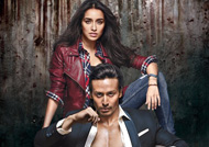 Tiger Shroff & Shraddha Kapoor's new poster of 'Baaghi' is out! Check here