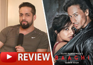 Watch 'Baaghi' Review by Salil Acharya