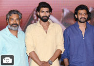 'Baahubali 2' Logo Launch