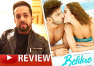 Watch 'Befikre' Salil Acharya Review