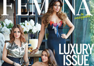 Femina India June issue brings together three eye-catching ladies