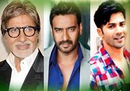 Big B, Ajay Devgn, Varun Dhawan wish Eid Mubarak!