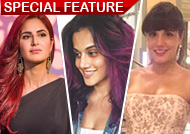 Bollywood Babes Who Are on Hair Experiments!